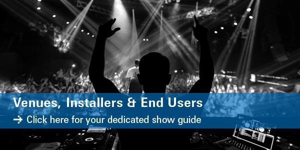 Venues, Installers & End Users