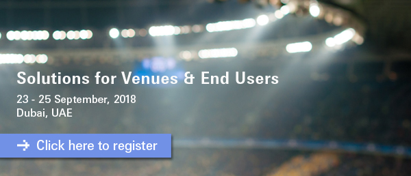 Solutions for Venues & End Users