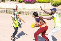 Capacity development workshops in Senegal focus on employability. Photo©hopegroup