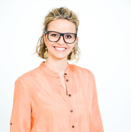 Jana Bernhard, Managing Director of S20. Photo:©JanaBernhard