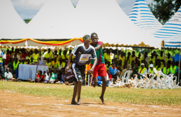 Sport supports inclusion. Photo©GIZ