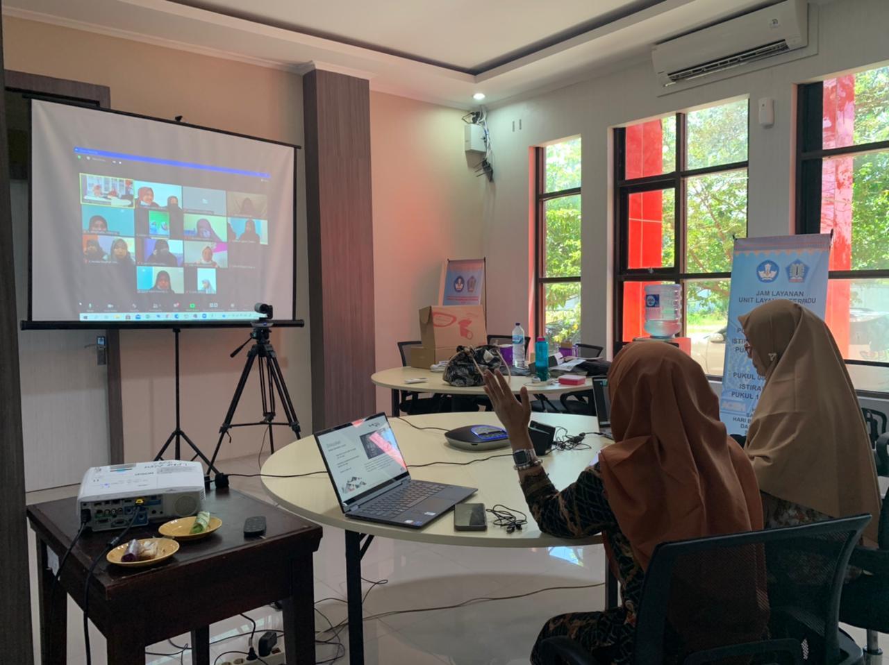Workshop session in June 2021. Photo©GIZ