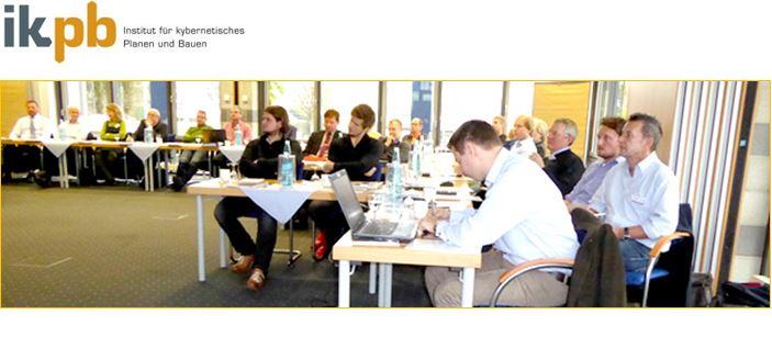 Institut für kybernetisches Planen und Bauen e.V._Jahrestagung