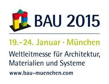 Logo Bau 2015