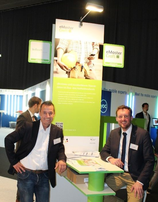 Michael Heil und Jan Löffler, Projekt eMasterCraft<sup>®</sup>