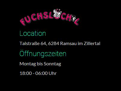 Fuchslöchl