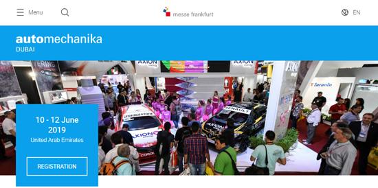 Explore our new website - AutomechanikaDubai.com