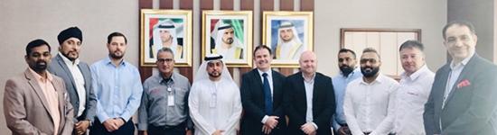 Dubai Government Workshop holds 'Repair Talks Bodyshop Forum Meeting'